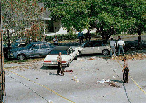 Tiroteo de 1986, Miami