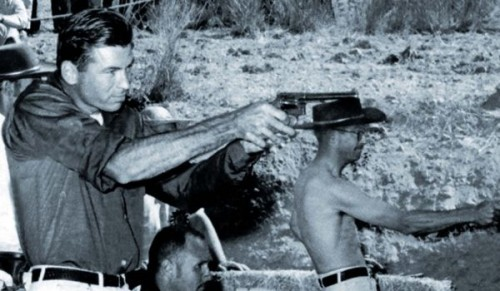 Jack Weaver, creador de la técnica de tiro Weaver