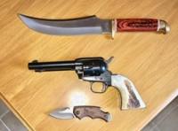 Colt frontier SAA 22lr