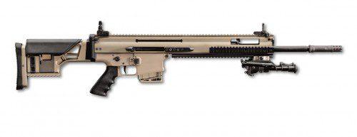 MK 20 SSR Sniper Support Rifle (SSR)