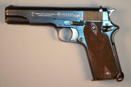 Pistola Star 1921