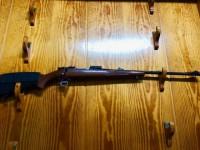 Rifle CZ mod 550