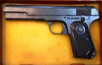 Husqvarna M07 9mm BL