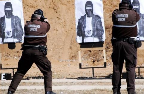 Tiro Policial: The follow through o el seguimiento de la acción.