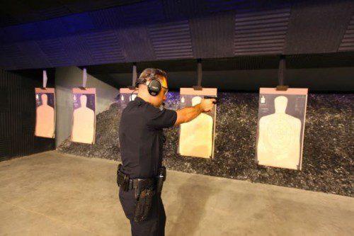 entrenamiento policial