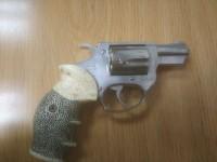 Vendo revolver 38 en perfectas condiciones.