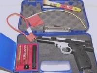 Pistola S&W  modelo M1 22 LR.