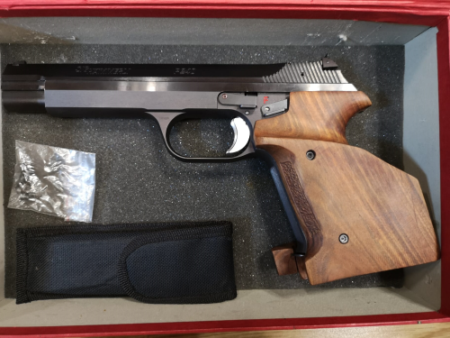 SIG Hammerli P240 Cal. 38 Special Wad
