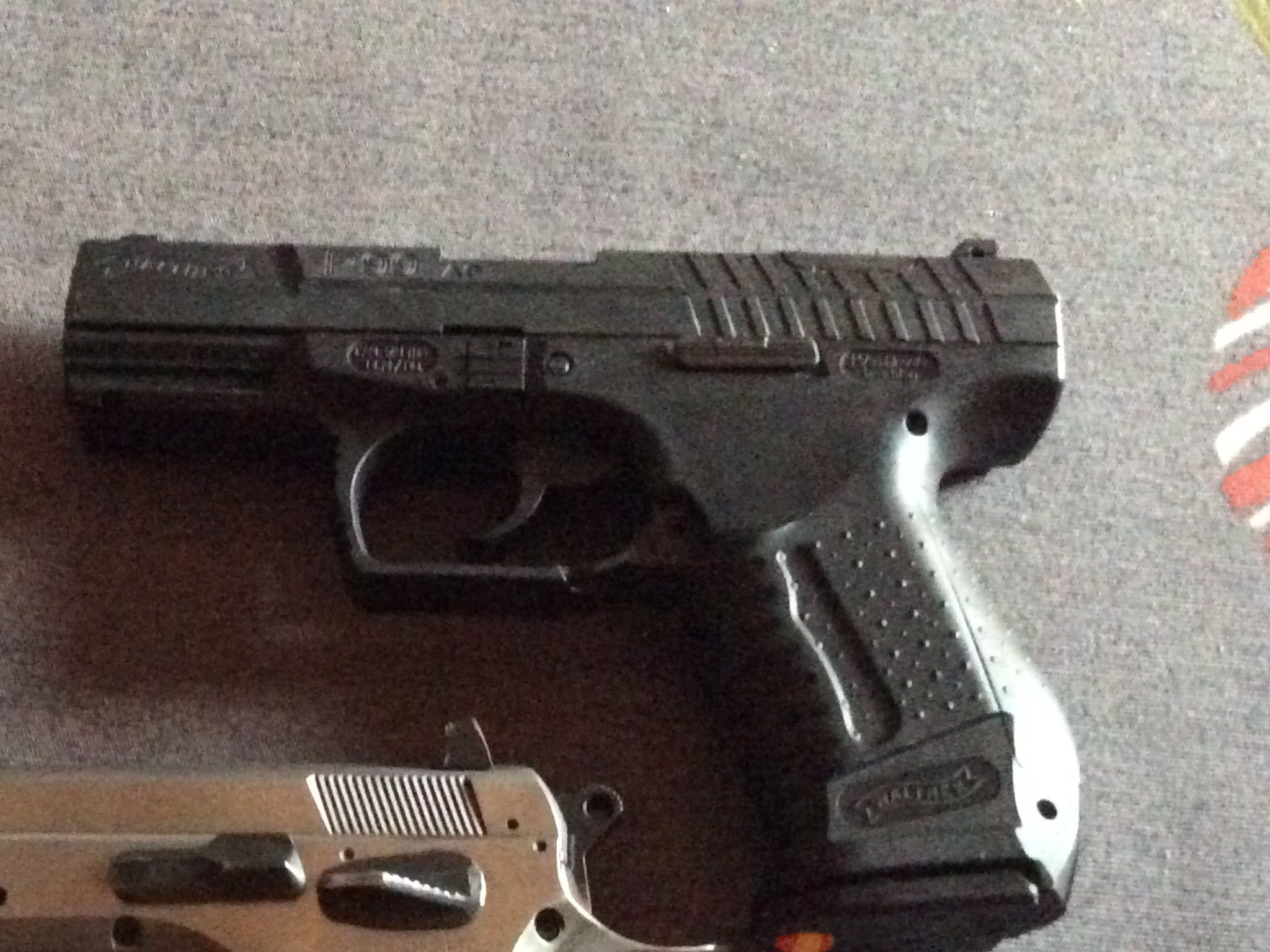 WALTHER P99 AS 9 mm Parabelum