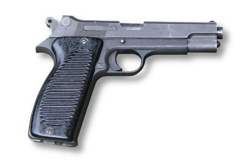pistola MAC-50 ejercito frances