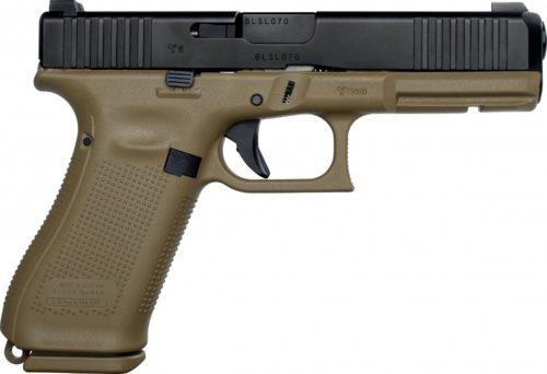 pistola glock ejército frances
