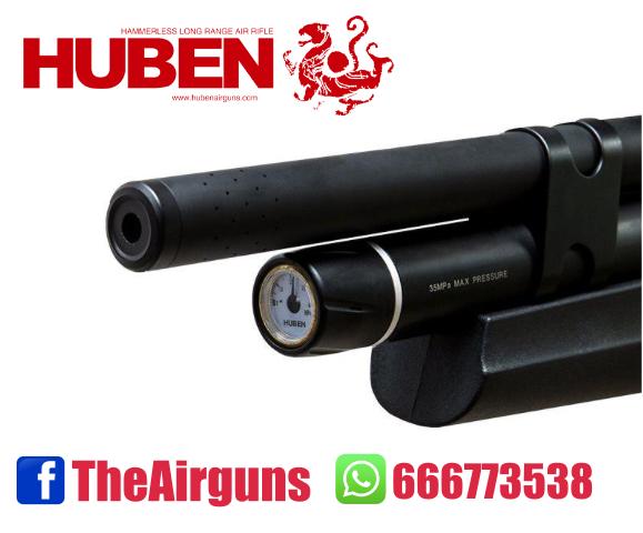 Huben-K1-pcp-manometro-TheAirguns.com