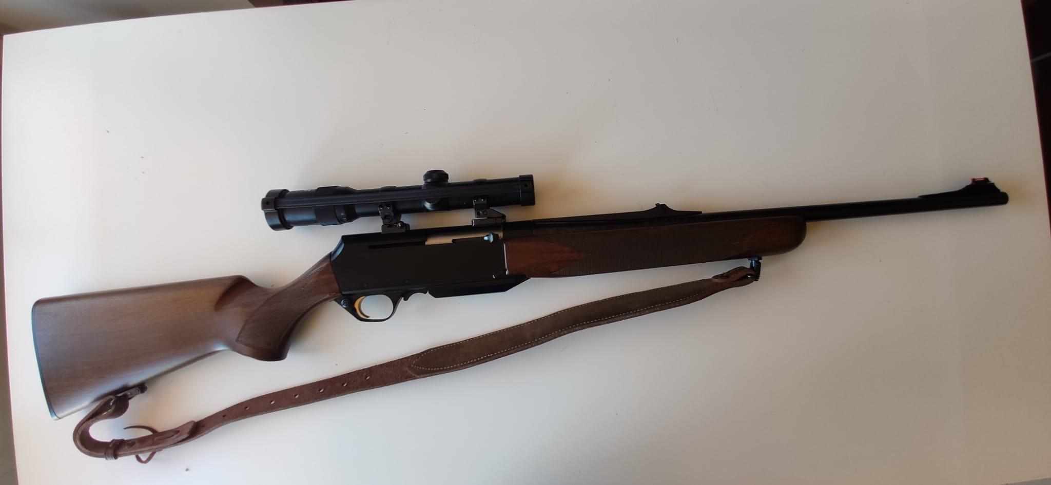 Rifle Browning BAR 30-06 (1)