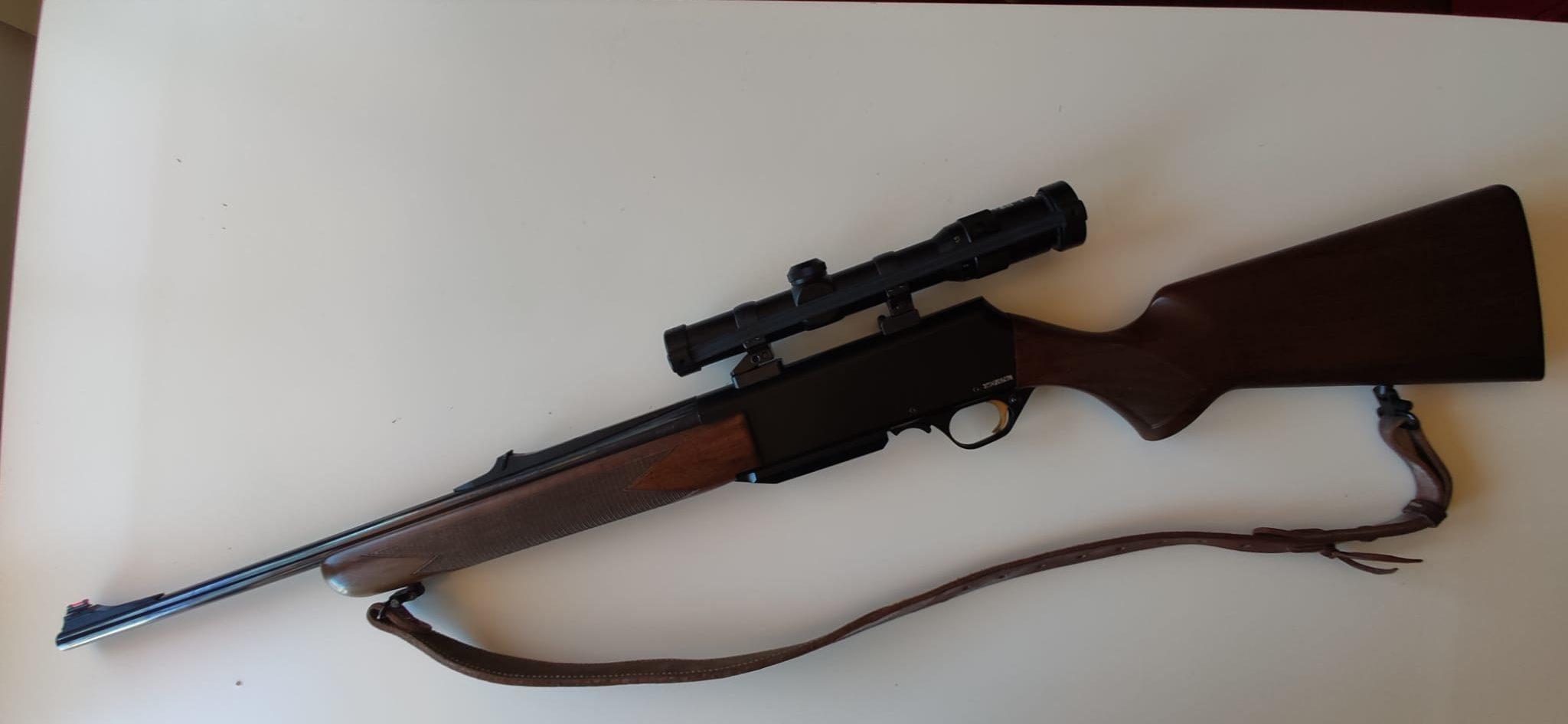 Rifle Browning BAR 30-06 (2)